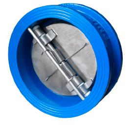 Check Valve Dual Plate Wafer Type