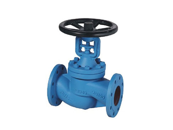 DIN3356 PN16 Cast Iron Bellow Globe Valve