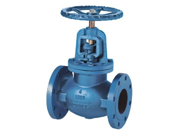 BS5152 PN16 Cast Iron Globe Valve